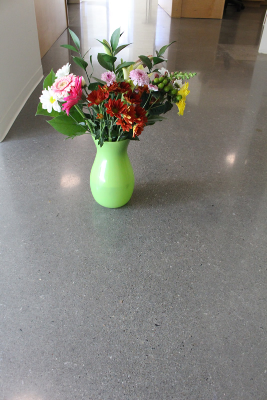 Residential Interior – Stamped, Polished and Decorative Concrete ...