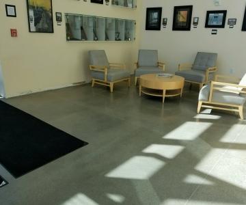 decorative concrete floors residential. Interior Concrete Floor by BAC Residential  Stamped Polished and Decorative