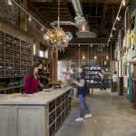 Polished Concrete by Bay Area Concretes at Bank of Goldenworth