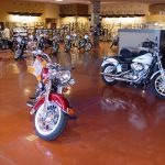 Polished Concrete by Bay Area Concretes at Harley Davidson