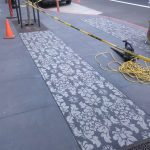 custom concrete work by Bay Area Concretes California
