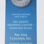 Bay Area Concretes Won the three Wow Awards